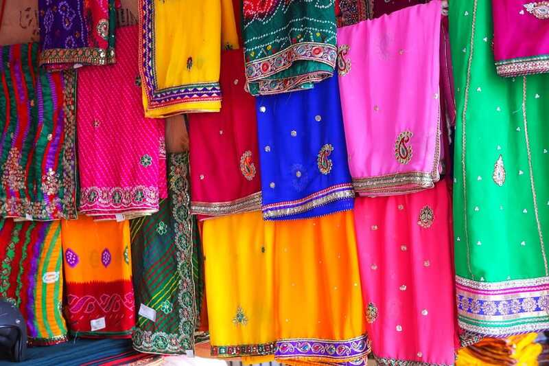 LifeStyle India - Saris | Monaur