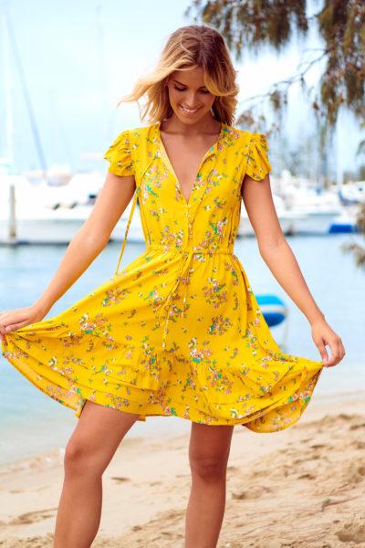 vestido corto kaisley9