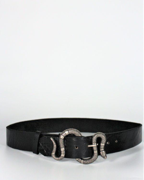 cinturon hebilla serpiente