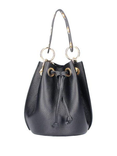 bolso-saco-negro-estilo-fendi