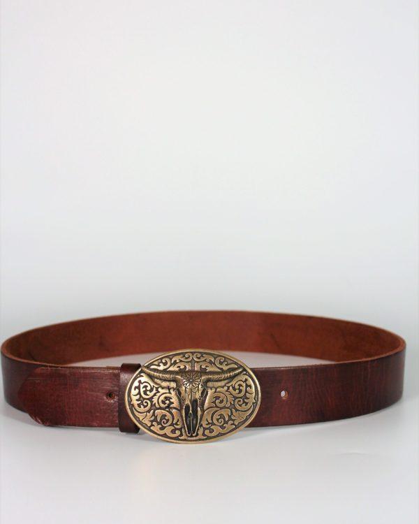 cinturon-hebilla-cowboy-dorada